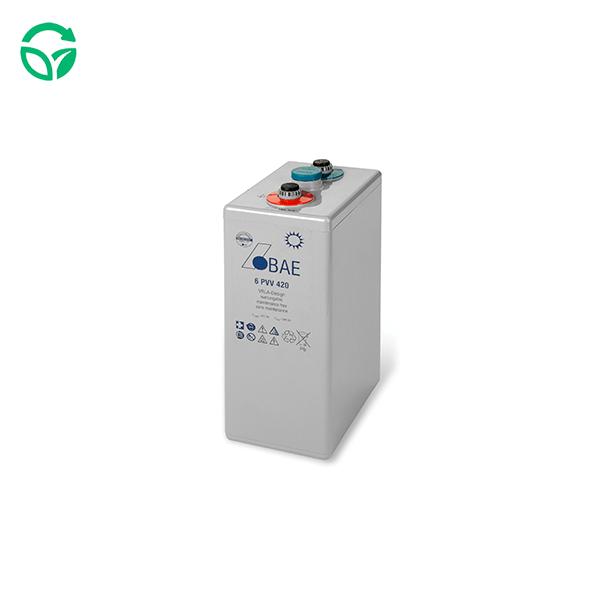 Batería estacionaria BAE Gel