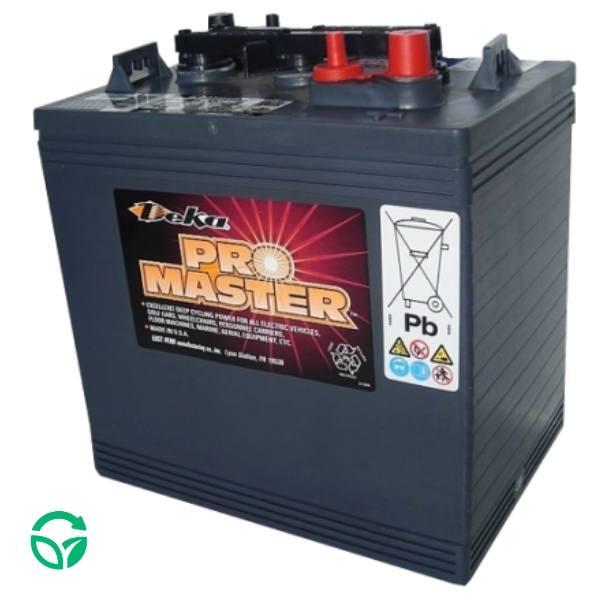 Bateria monoblock Deka