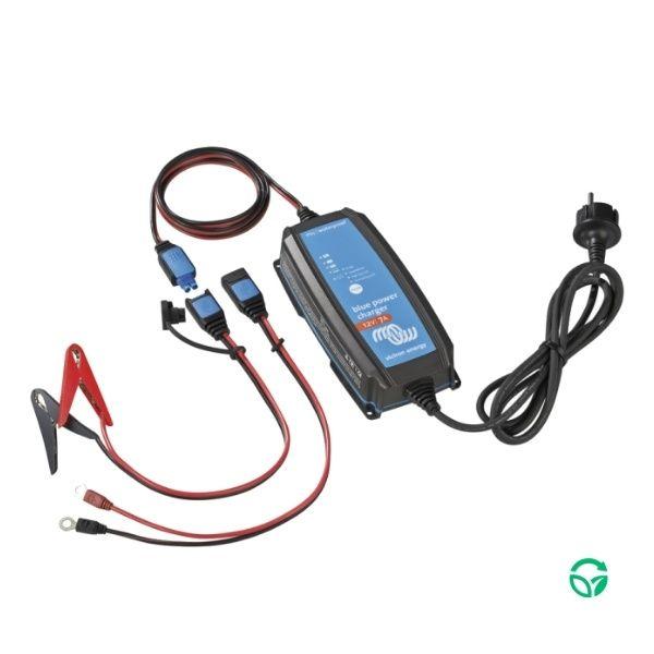 Cargador baterías victron Blue Power 12-7 Genera