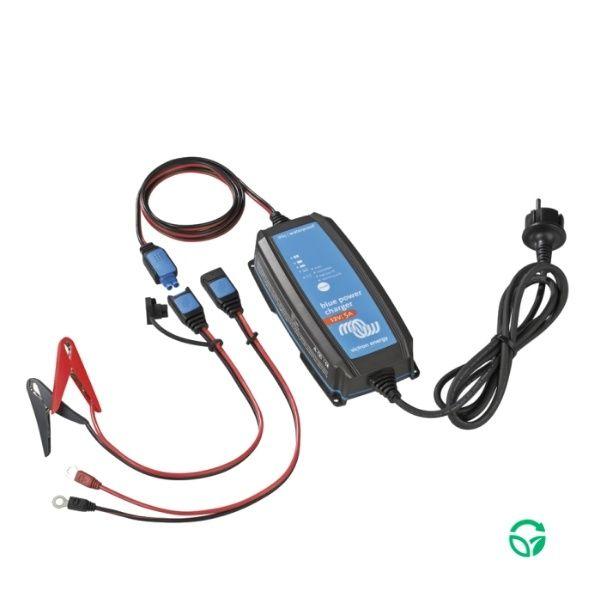 Cargador de baterías Victron Blue Power 12-5 Genera