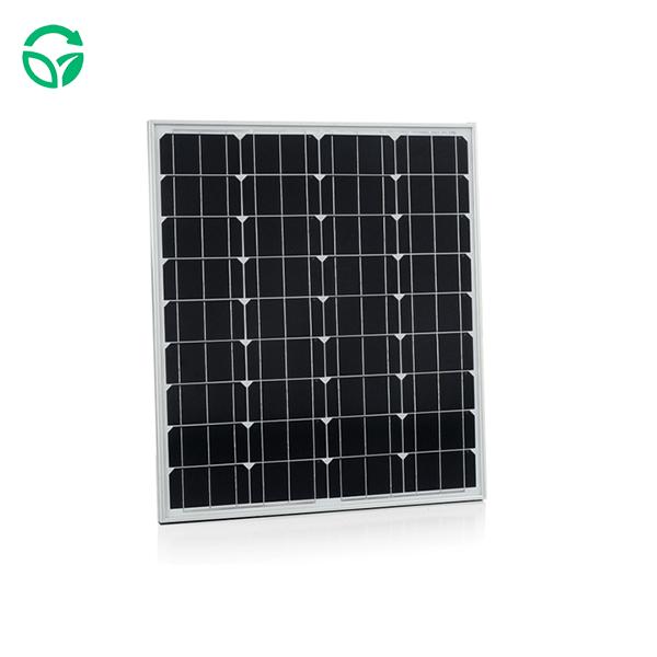 panel solar monocristalino 80w