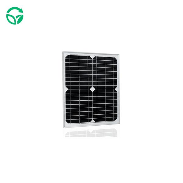 Paneles Solares Monocristalinos