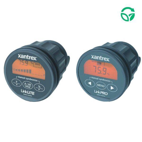 Monitor de baterías xantrex Genera
