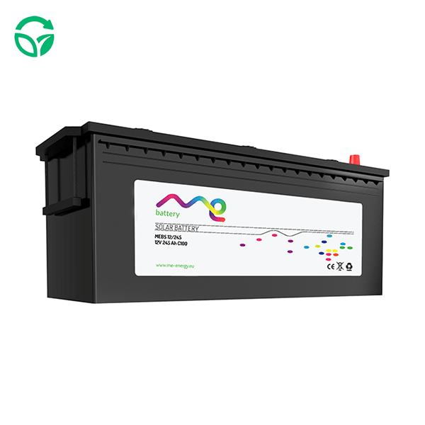 Batería solar monoblock