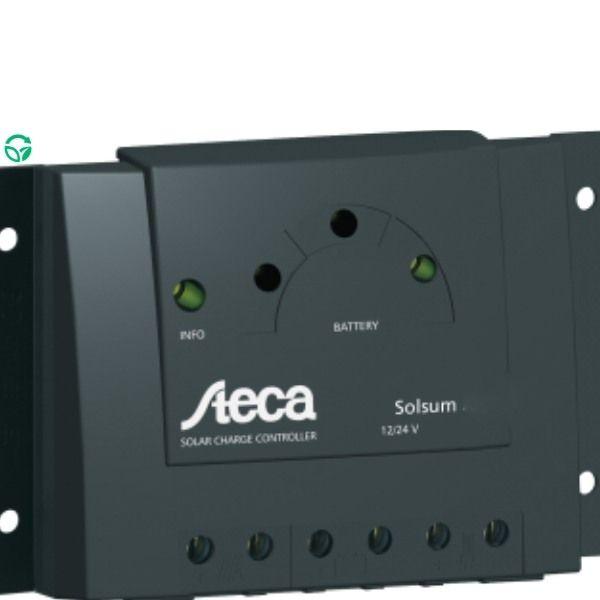 Regulador solar Steca solsum
