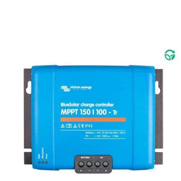 Regulador solar mppt BlueSolar 150-100 tr