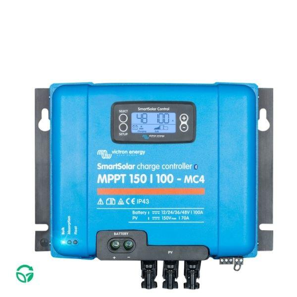 Regulador solar mppt SmartSolar 150-100 mc4