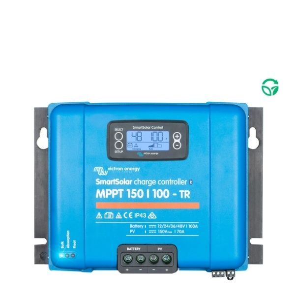 Regulador solar mppt SmartSolar 150-100 tr