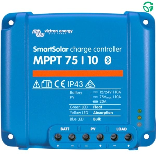 Regulador solar mppt SmartSolar 75-10