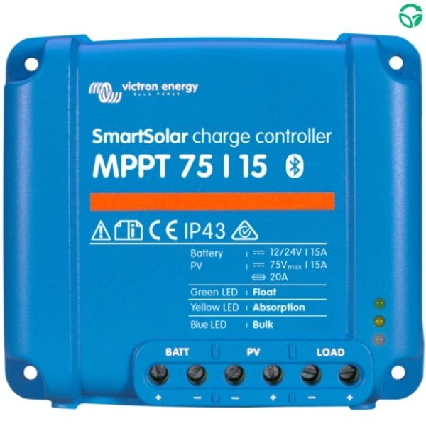 Regulador solar mppt SmartSolar 75-15