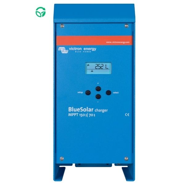Regulador solar mppt victron 150-70