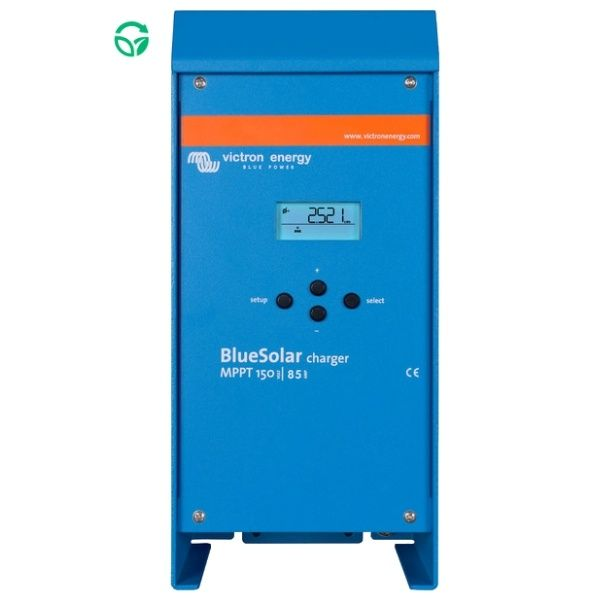 Regulador solar mppt victron 150-85