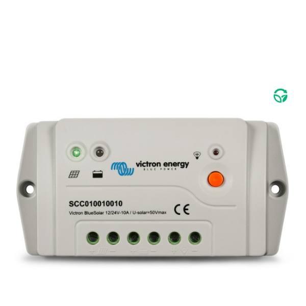 Regulador solar pwm BluSolar pro 10