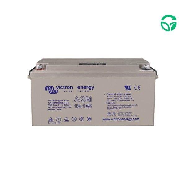 Batería solar 165ah Genera