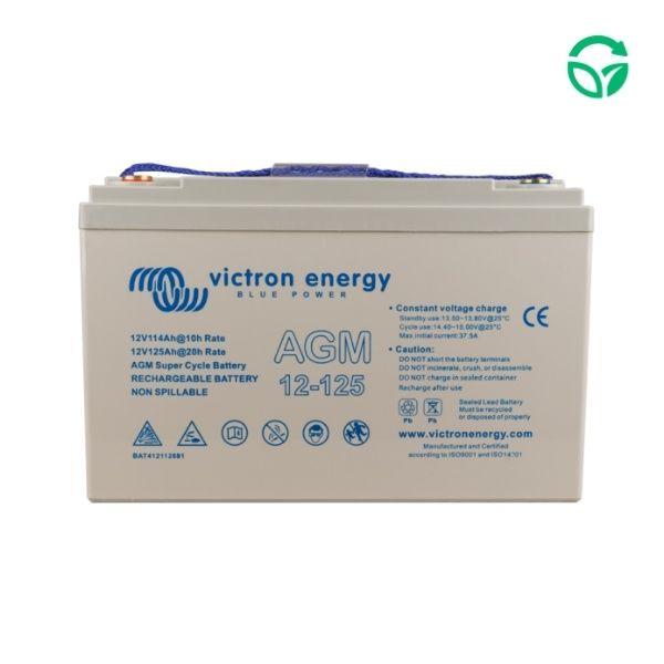 Batería solar monoblock 12 voltios Genera