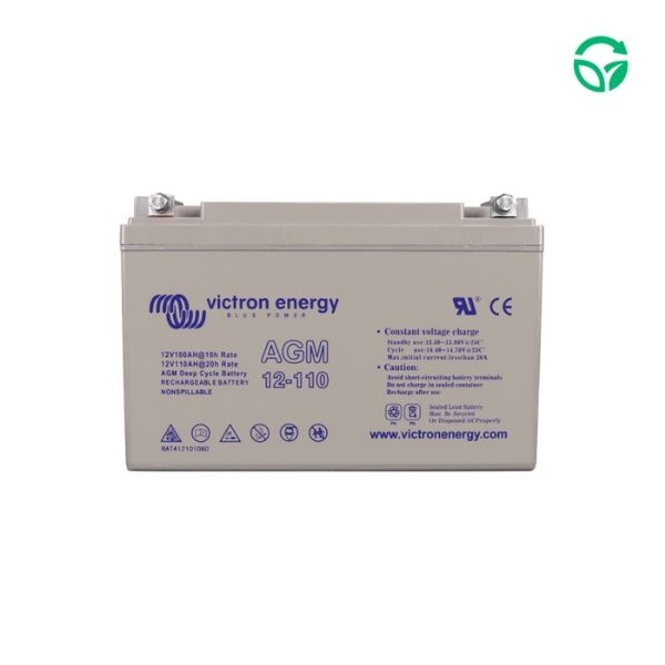 Batería solar victron 110ah Genera