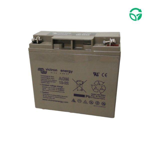 Batería solar victron 12 voltios Genera