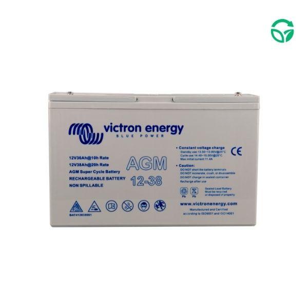 Batería solar victron 38ah