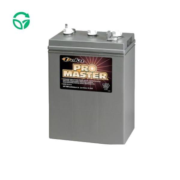 Batería solar monoblock Deka