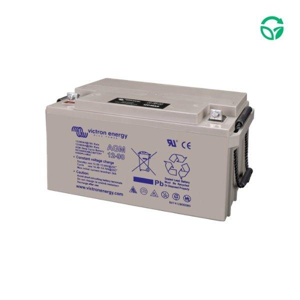 Bateria solar 90ah genera