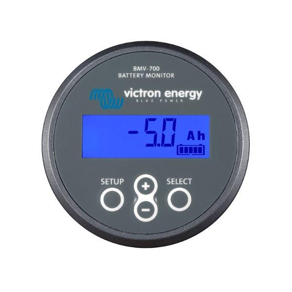 Monitor de baterías victron