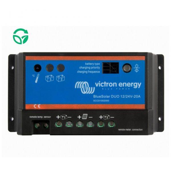 regulador panel solar fotovoltaico 20a