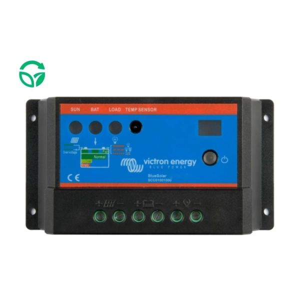 regulador panel solar fotovoltaico