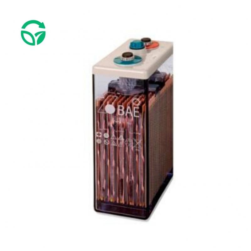 batería estacionaria opzs vasos