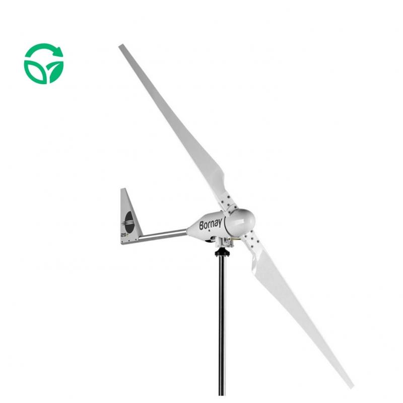 bornay aerogeneradores minieólica