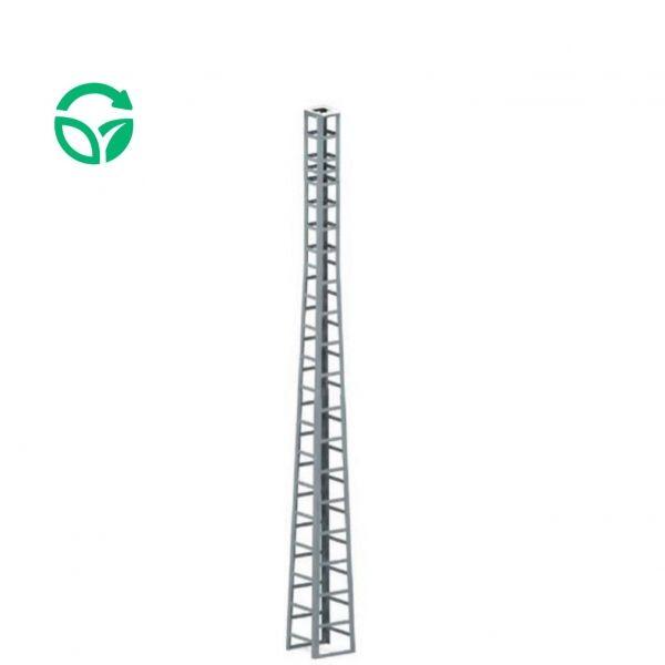 Torre cuatripata Aerogenerador doméstico