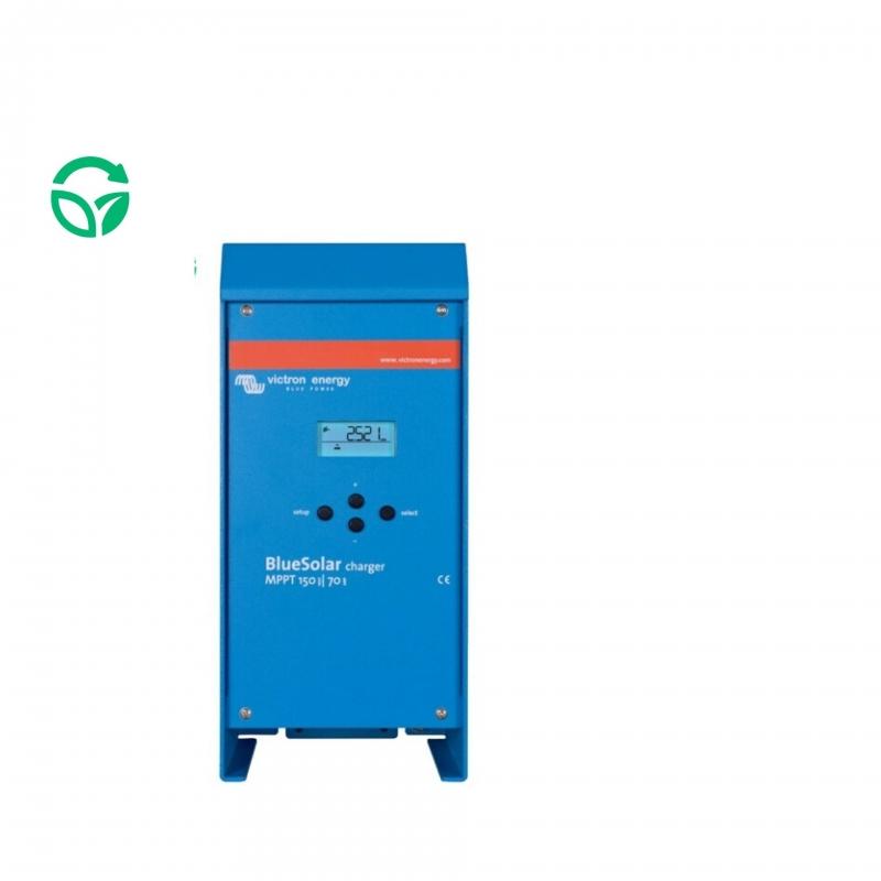 reguladores solares mppt victron 170