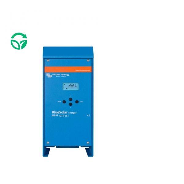 reguladores solares de carga mppt