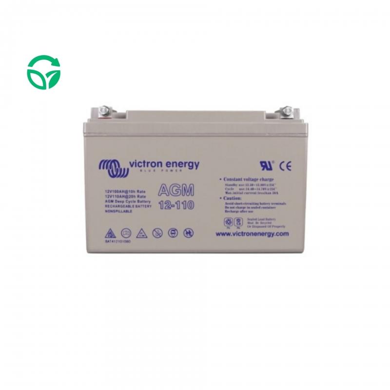 12v batería solar monoblock victron