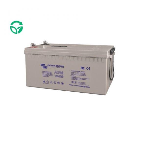 baterías solares agm monoblock 12 voltios