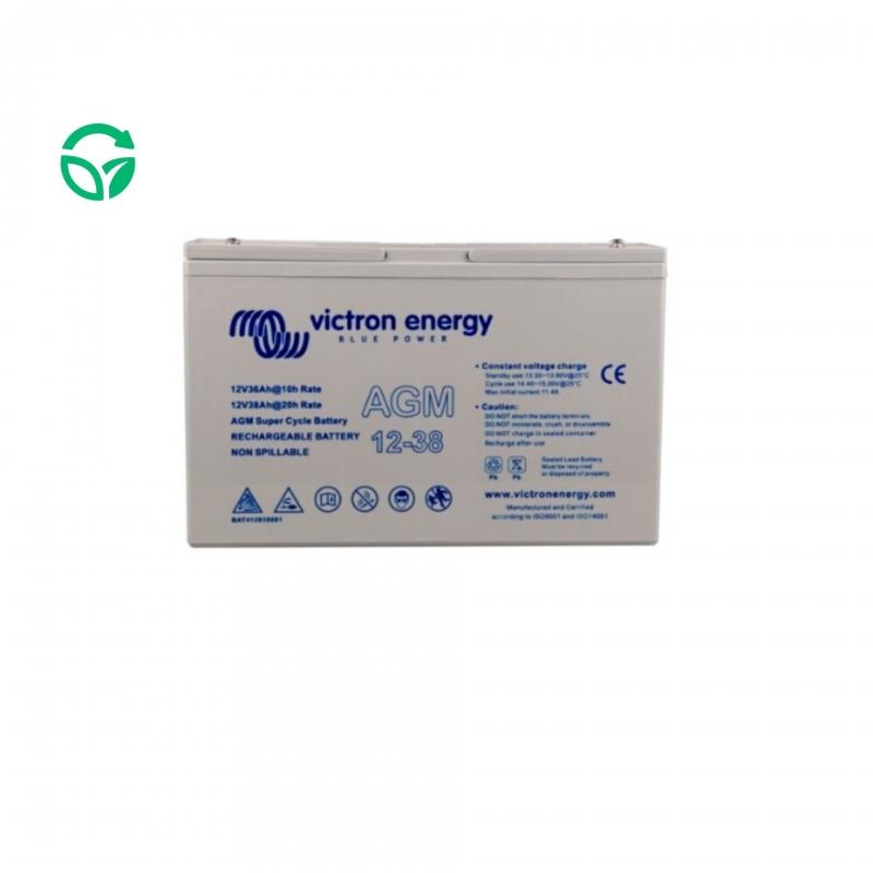 victron batería solar monoblock 12 voltios