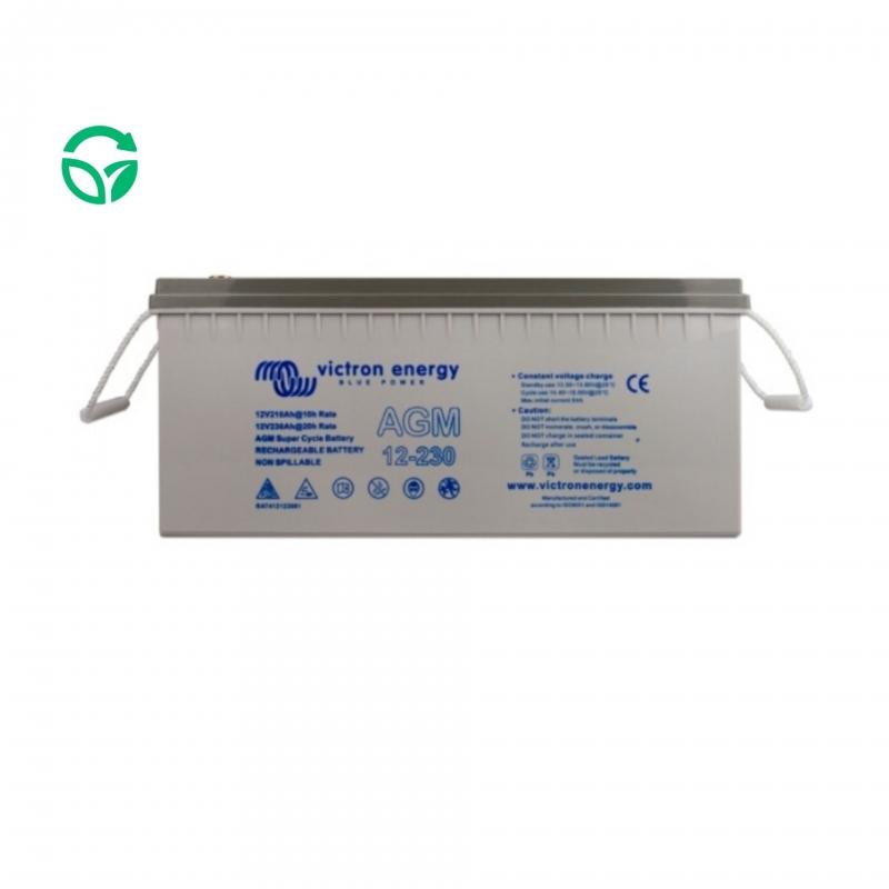 12v batería solar monoblock de gel
