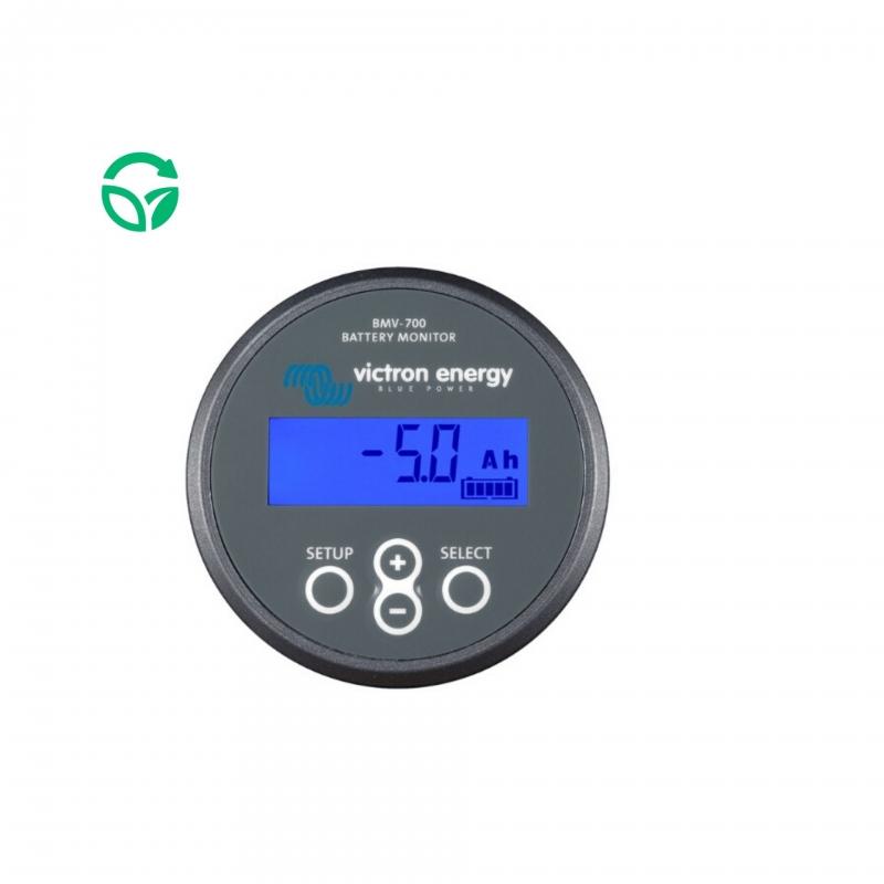 monitor baterías solares victron