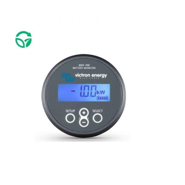 monitores de baterías solares victron