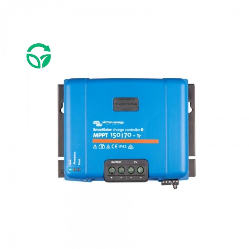 regulador solar mppt victron 150