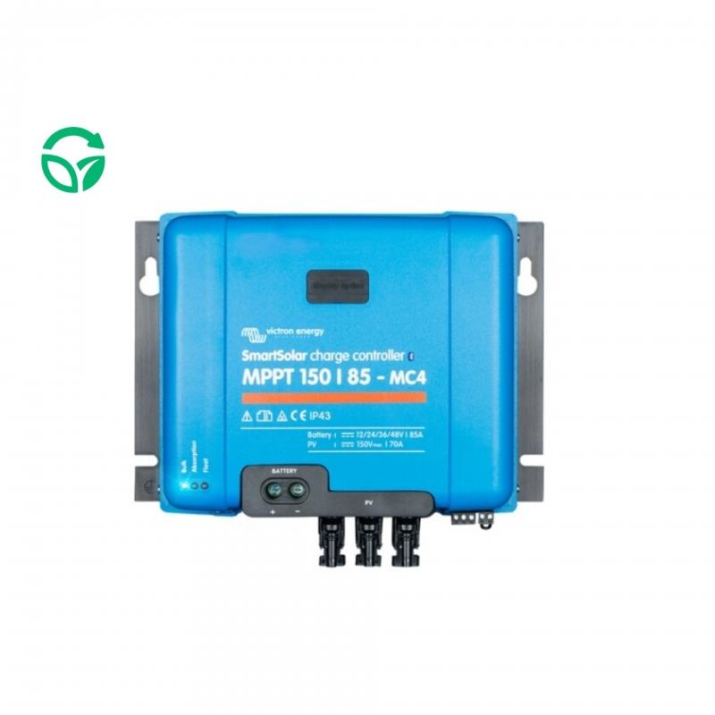 regulador solar de carga mppt victron