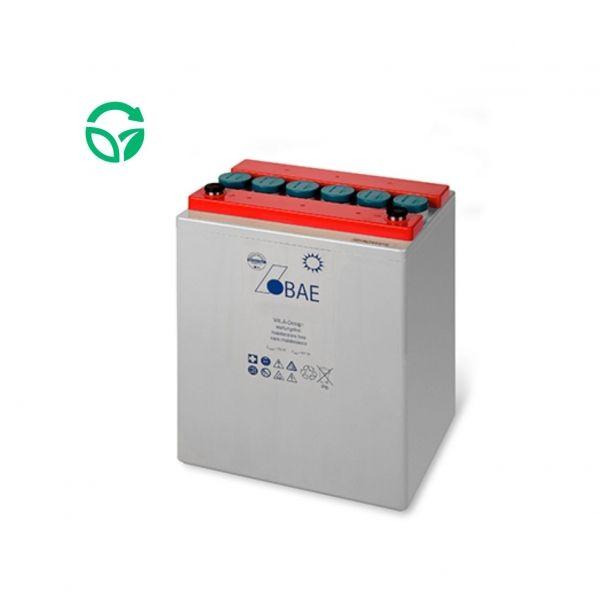 batería estacionaria bae gel opzv