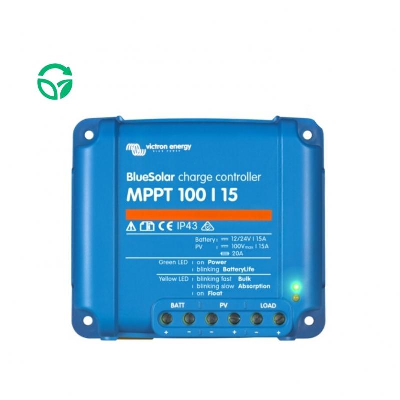 regulador solar mppt victron blue solar 100-15