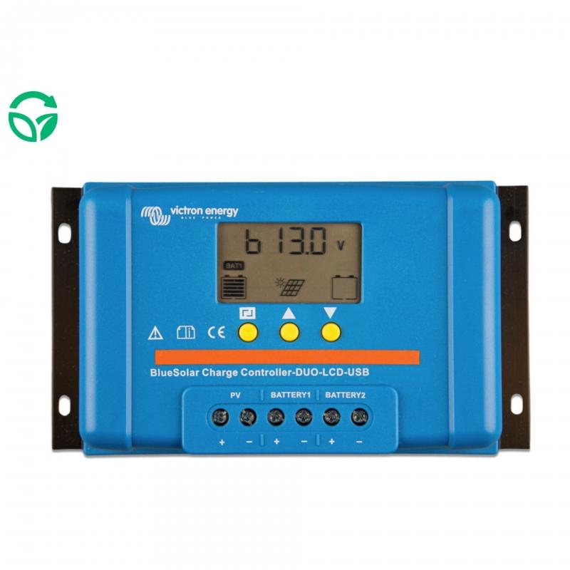 regulador de carga solar victron