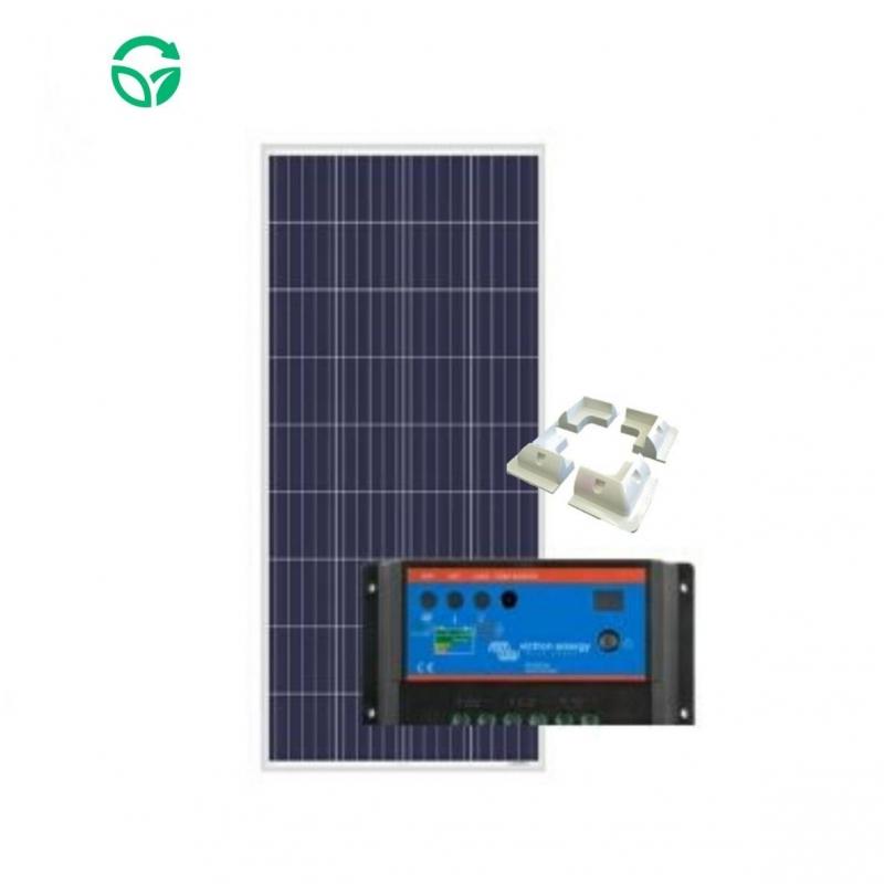 kit solar para caravanas
