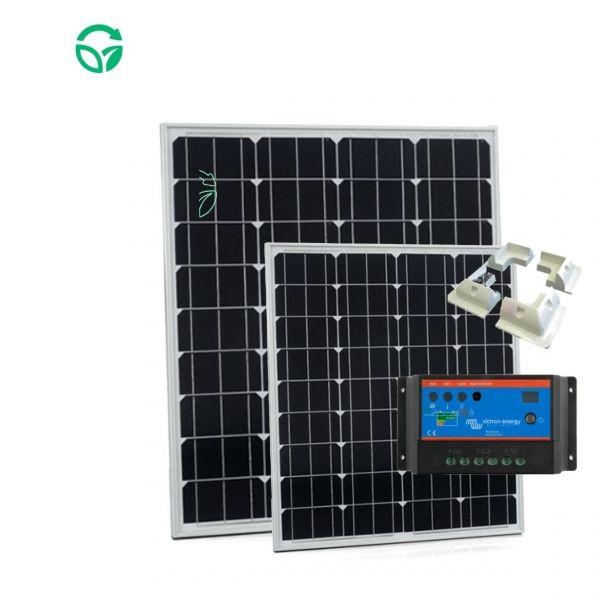 kit solar para autocaravanas
