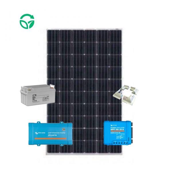kits autoconsumo solar para caravanas