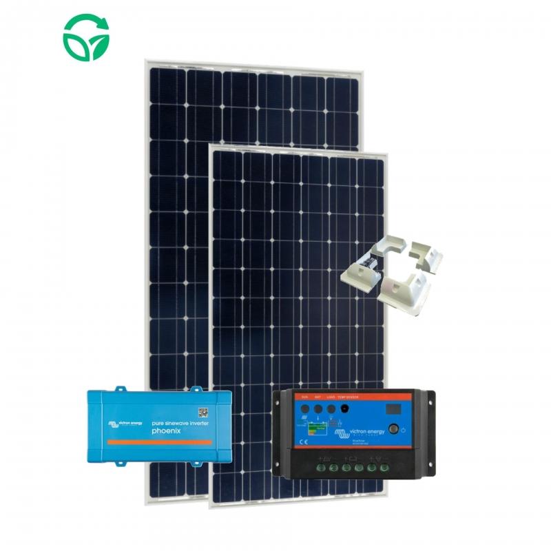 autoconsumo solar caravanas