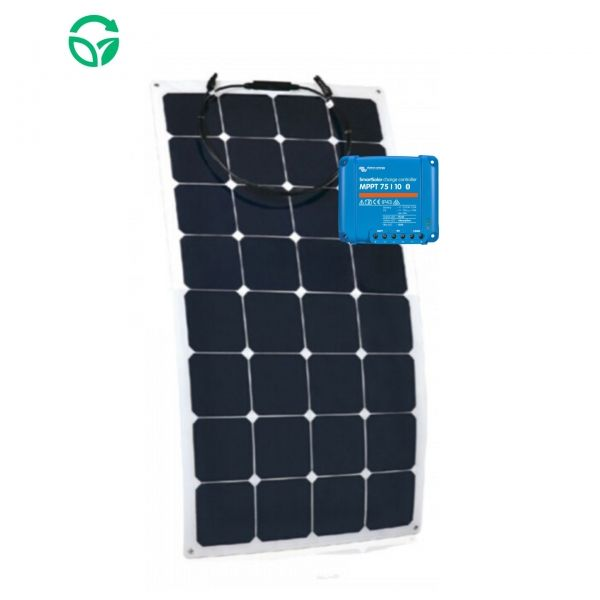 panel solar flexible para caravana