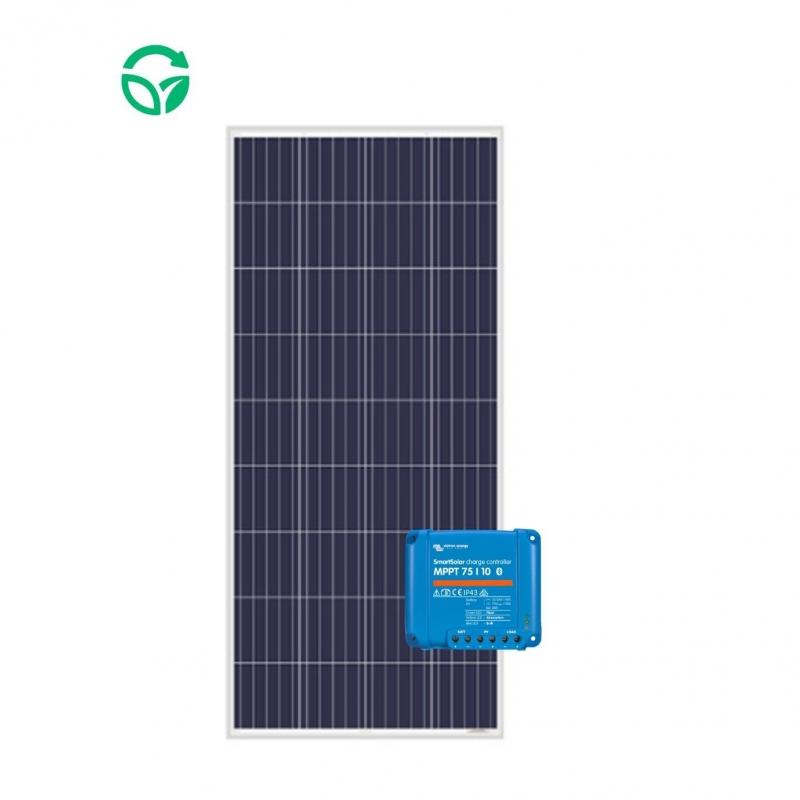 kit solar para barcos 12v