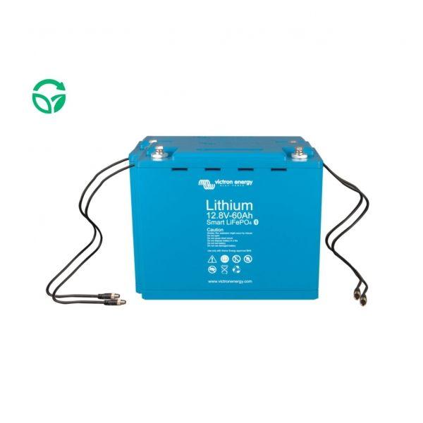 Batería de litio victron 60ah 12v